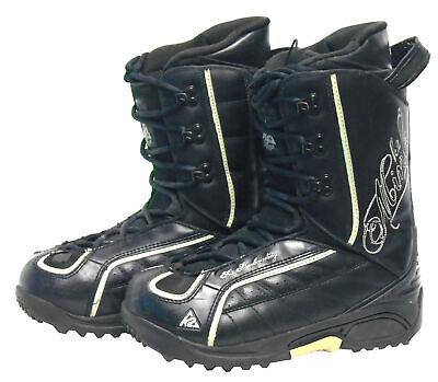 K2 Mink Women's Snowboard Boots - Size 7 / Mondo 24 Used