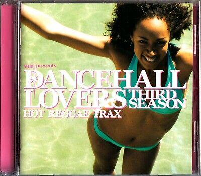 Dancehall Lovers Third Season-The Best of Reggae JAPAN CD Elephant Man/Sean