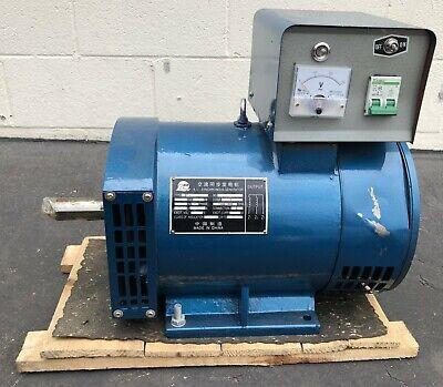 St Series Best Engine Single Phase Ac Synchronous Generator Laboratory