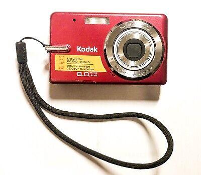 2 Megapixels Kodak Easyshare - Two 2 Kodak EasyShare  M883 8 Megapixel Digital Cameras