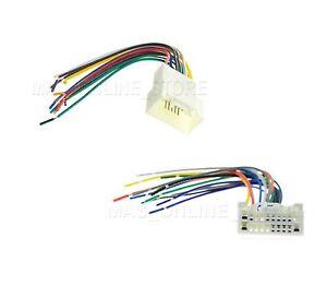 Lexus Wiring Harness Ebay. Car Stereo Radio Wiring Harness Set For Select 20002004 Toyota Lexus Vehicles. Lexus. 91 Lexus Ls400 Wiring Color Code At Scoala.co