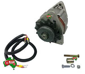 Tractor Alternator Conversion Kit Generator Massey Ferguson TEA20 TE20 TED20 35