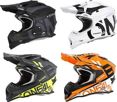 O'Neal 2 Series Helmet - MX Motocross Off-Road Dirt Bike ATV Mens Womens Adult