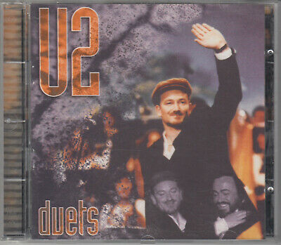 Usado, U2 - duets - live CD Album - Pavarotti Keith Richards The Police Sting Prince comprar usado  Enviando para Brazil