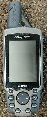 Garmin GPSMAP 60CSx Handheld GPS - (CR)