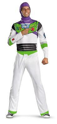 ADULT TOY STORY DISNEY BUZZ LIGHTYEAR HALLOWEEN COSTUME DG13578](Toy Story Adult Halloween Costumes)