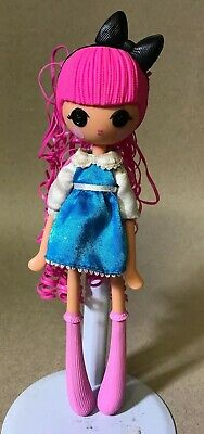 "Lalaloopsy Girls Crazy Hair Crumbs Sugar Cookie 9"" Doll"