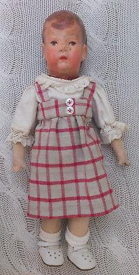 Kaethe Kruse Puppe Johanniskind von 1935