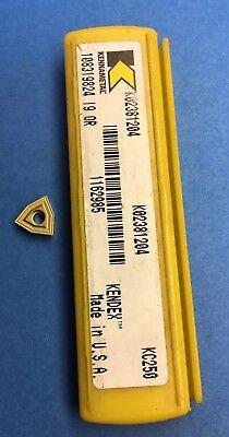 K02381204 Kc250 Kennametal Carbide Insert1 Piece L73