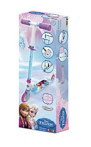 Kinderroller Smoby 451000 Frozen Roller mit bremse Klappbar günstig kaufen