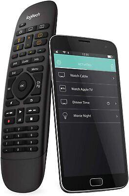 Logitech Harmony Companion Universal Remote Control For Alexa, Apple TV, fireTV