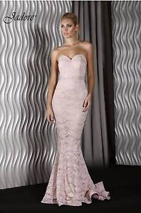 Limited Edition Amore Gown Dusty Pink by Jadore. Size 6. Camden Camden Area Preview