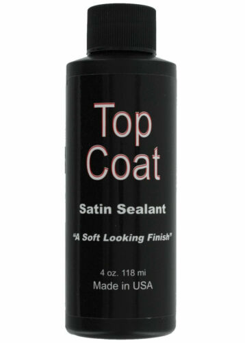 Top Coat ~ Leather Refinish Color Restorer® SatinFinish SEALER