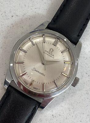 Omega Seamaster automatic 1959 - Vintage Swiss Watch
