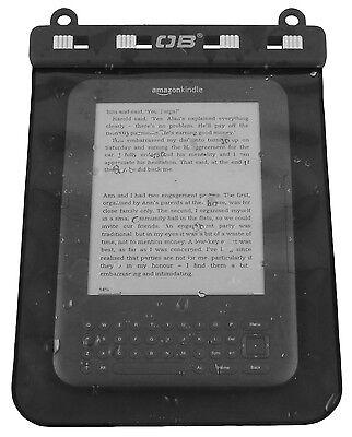 Overboard 100% Waterproof Ebook Reader Kindle Case Water Sport Outdoors Pool Sea