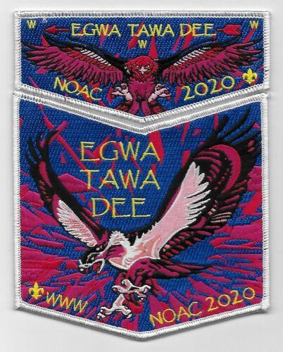 2020 NOAC Lodge Egwa Tawa Dee