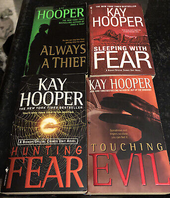 Kay Hooper Paperback Book Lot