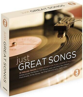 Various Artists : Just Great Songs CD (2013) (Great Songs 2013)