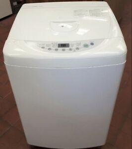 NEW apartment size BIG portable washer LG brand ...//canDeliver