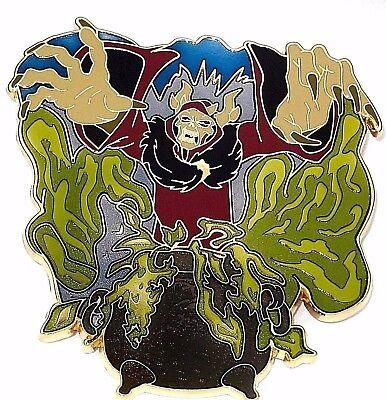 Flaming Cauldron (RARE LE 125 Disney Pin✿Boys Club Evil Villain Black Cauldron Horned King)