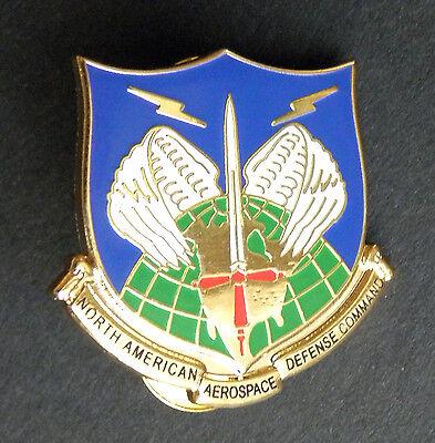 Norad North American Aerospace Defense Command Lapel Pin Badge 1 Inch