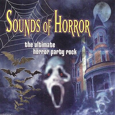 Sounds of Horror: The Ultimate Horror Party Rock (2000-Laserlight) - The Ultimate Halloween Party