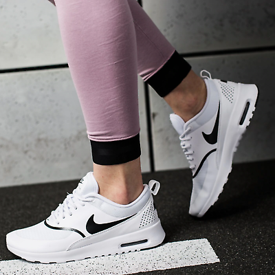 Nike Air Max Thea Women Sneaker Damen Schuhe Turnschuhe Freizeit weiß 599409 108