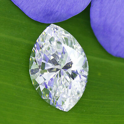 3/4 carat GIA Certified Diamond E VS2 Marquise cut .71 ct Solitaire for ring