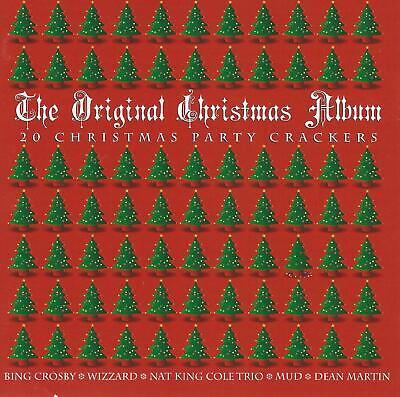 The Original Christmas Album - 20 Christmas Party Crackers CD RARE! OOP! ()