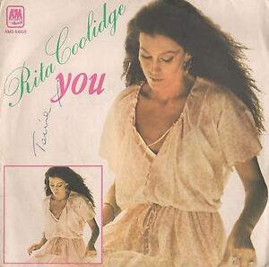 DISCO-45-GIRI-RITA-COOLIDGE-YOU-ONLY-YOU-KNOW-AND-I-KNOW