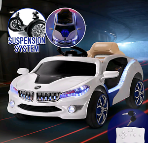 BMW Style Kids Ride-on Car 12V 7AH Rechargeable Battery Ellenbrook Swan Area Preview