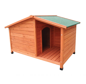 Large Dog Kennel. Hope Valley Tea Tree Gully Area Preview