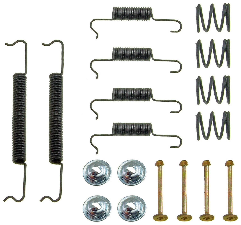 Drum Brake Hardware Kit-Brake Hardware Kit Drum Front Dorman HW17184