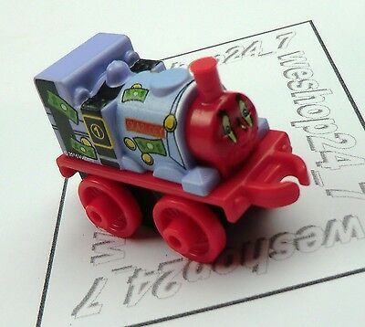 THOMAS & FRIENDS Minis Train Engine 2016 SPONGEBOB Skarloey Mr. Krabs ~ Weighted