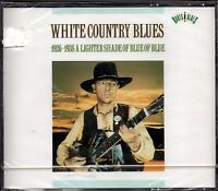 White Country Blues (1926-1938 A Lighter Shade Of Blue Of Blue) -2cd Sealed - light - ebay.it