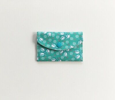 Card wallet,Credit card holder,Loyalty card holder,Card pouch,Coworker gift idea (Gift Card Holder Ideas)