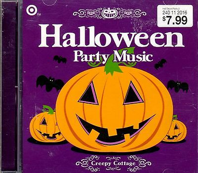 Drew's Famous CREEPY COTTAGE HALLOWEEN PARTY MUSIC CLASSIC SONGS & SOUND EFFECTS - Creepy Songs Halloween