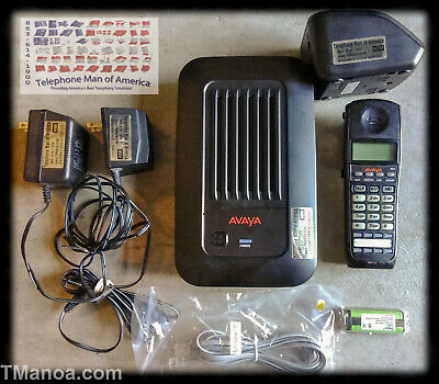 Avaya Lucent Att Partner Magix Ipo Office 3920 700471121 Cordless Wireless Phone