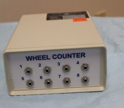 Columbus Instrument Ci-bus Wheel Counter