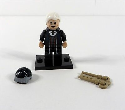 New LEGO Minifigure Harry Potter Series Percival Graves Minifigure