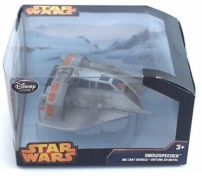 Star Wars Disney Store Exclusive Die Cast Snowspeeder New Sealed Elite Series