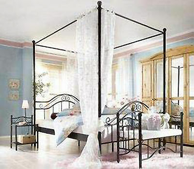 himmelbetten mehr als 2000 angebote fotos preise. Black Bedroom Furniture Sets. Home Design Ideas