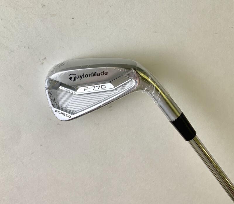 NEW TaylorMade P770 #3 Iron / Steel Dynamic Gold S300 Stiff Flex Shaft