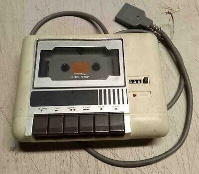 lettore datacassette commodore c64 c128 videogiochi