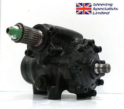 Mercedes 207 208 307 308 1977 to 1995 Power Steering Box Remanufacturing Service