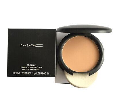 Mac Studio Fix Powder Plus 15g Foundation - NC30 - 🇬🇧 📦