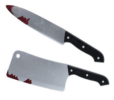 Halloween Horror Blutig Küche Messer Hackbeil Kostüm Michael Myers Jason](Halloween Blutig)