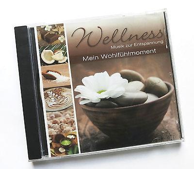 CD Wellness - Mein Wohlfühlmoment - Musik zur Entspannung