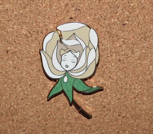 White Rose Disney Pin 128466 DLP - Eleonore Bridge Alice in Wonderland