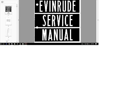 Evinrude Vintage outboard motor service repair shop manual 1912 to 1945